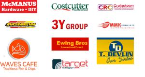 Old Bleach Sponsor logos